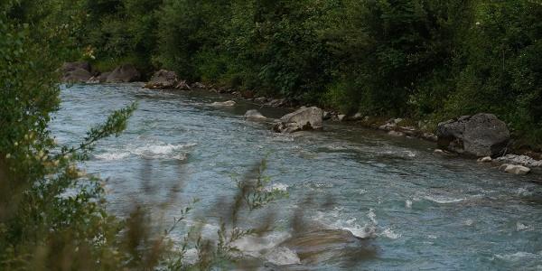 Uferweg Frutigen - Reichenbach