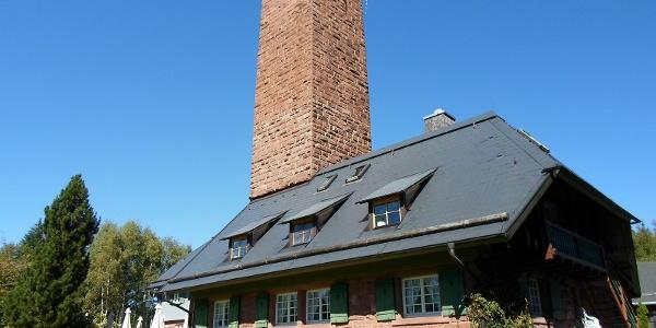 """Gasthaus """"Der Turm"""", Lauterbach/Fohrenbühl"""