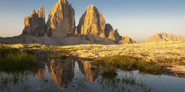 Three Peaks