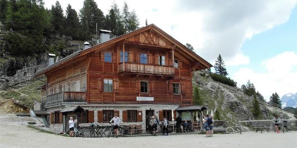 Dürrensteinhütte