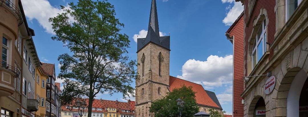 St. Servatius-Kirche in Duderstadt