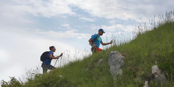 Trekking sul Monte Grappa - La Via delle PREALPI