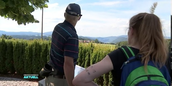 Donausteig Wanderung in Waldkirchen - 4/4-Blick-Runde