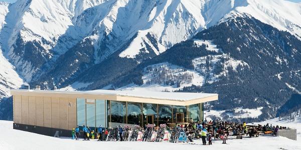 Bergrestaurant Triel im Winter