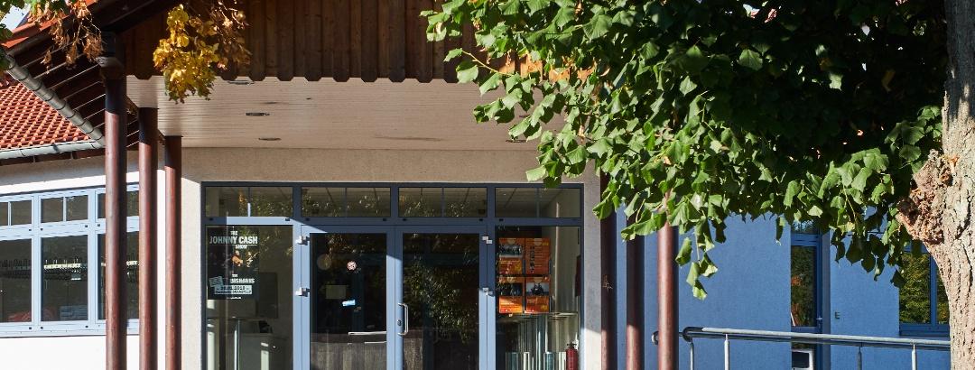 Stadthalle in Dransfeld