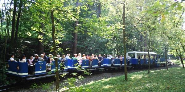 Parkeisenbahn Gera