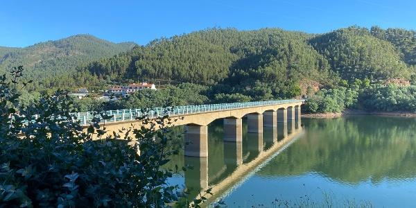 Braços do Rio: Área de Descanso do Vale Serrão – Área de Descanso da Foz da Sertã [GR33 - GRZ: Etapa 1]