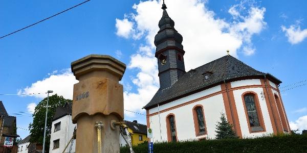 Kirche Obertiefenbach