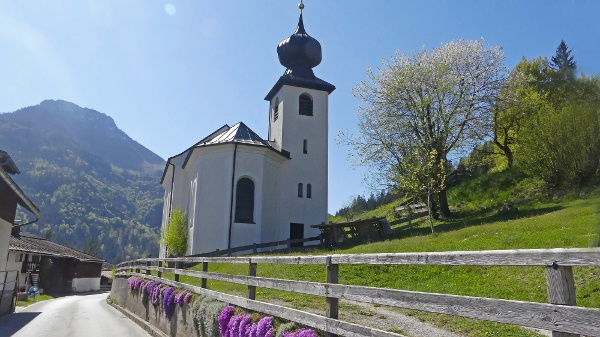 Bergkirche Wall