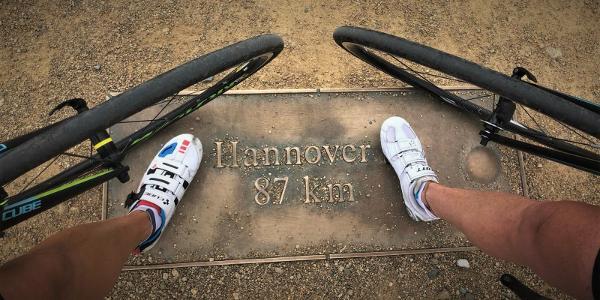 """""""Hannover ist gar nicht so weit"""""""