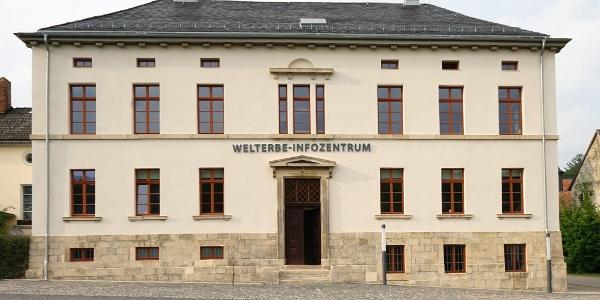 Welterbe-Infozentrum, Foto: B. Moritz