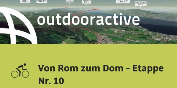 Rennradtour in Basel und Umgebung: Von Rom zum Dom - Etappe Nr. 10