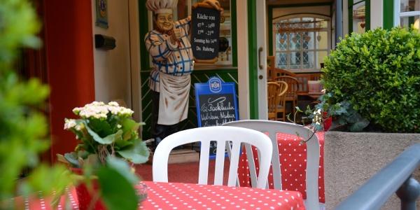 Gastgarten Restaurant Fischer