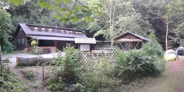Das Naturfreundehaus in Badenhausen