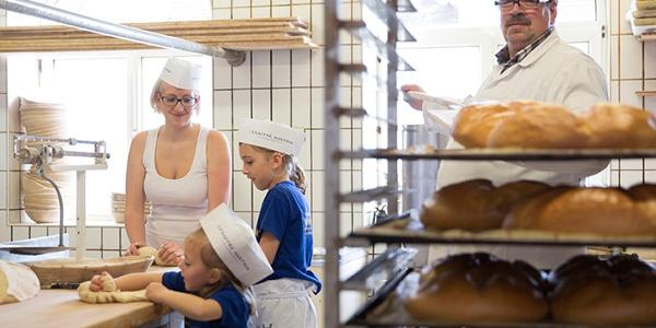 Die Bäckerei Landeshammer