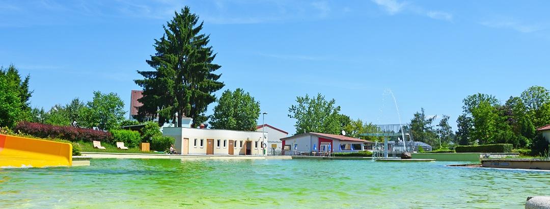 Naturschwimmbad Groß Gerungs