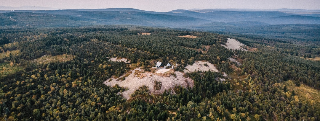 Kahleberg im Osterzgebirge