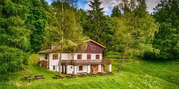 Berghütte Schneidersgrund