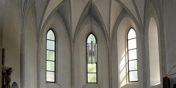 Brand, Katholische Pfarrkirche Mariä Himmelfahrt 4