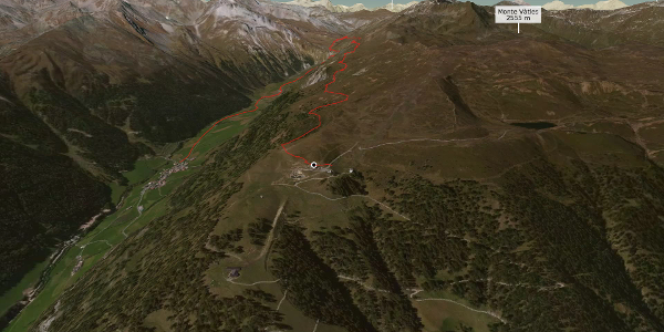 Wanderung im Vinschgau: AVS Vintl Seniorenwanderung Sesvenna Höhenweg