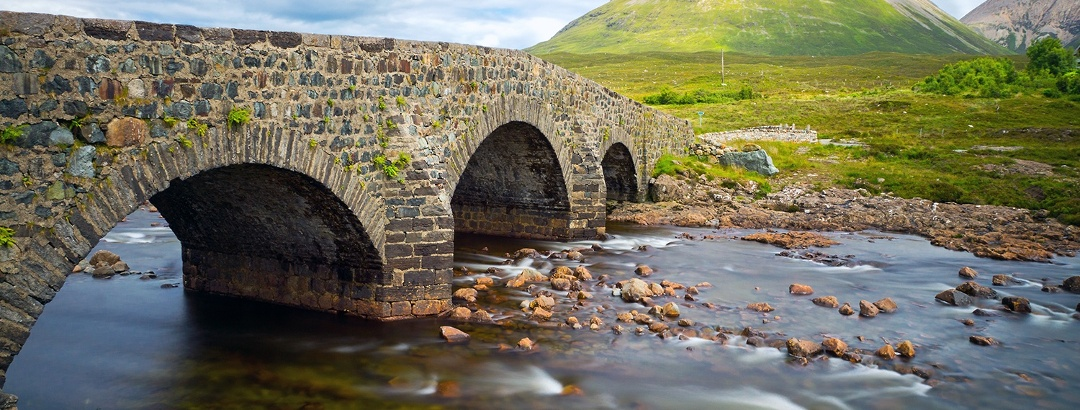 Sligachan - Isle of Skye Cycle Tour