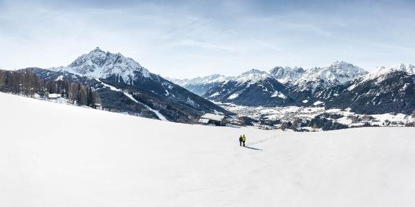 Winterwandern Gleins