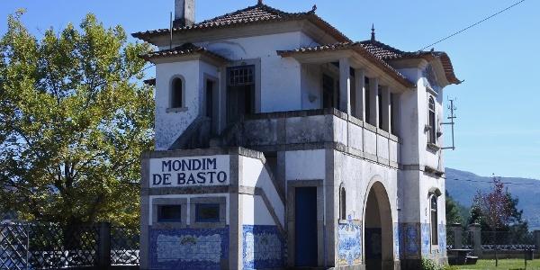 Estação Ferroviária de Mondim de Basto, Braga - Portugal