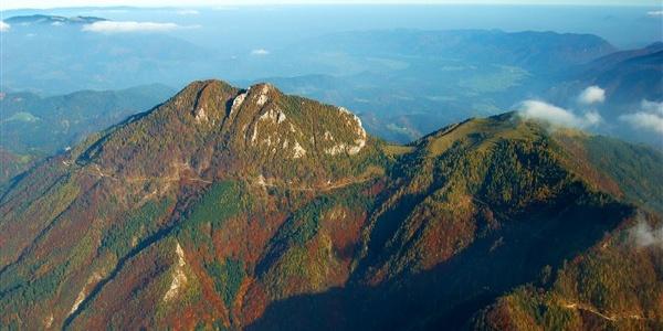 Herbststimmung am Veliki Rogatec