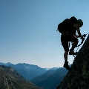 Klettersteig Dammahütte
