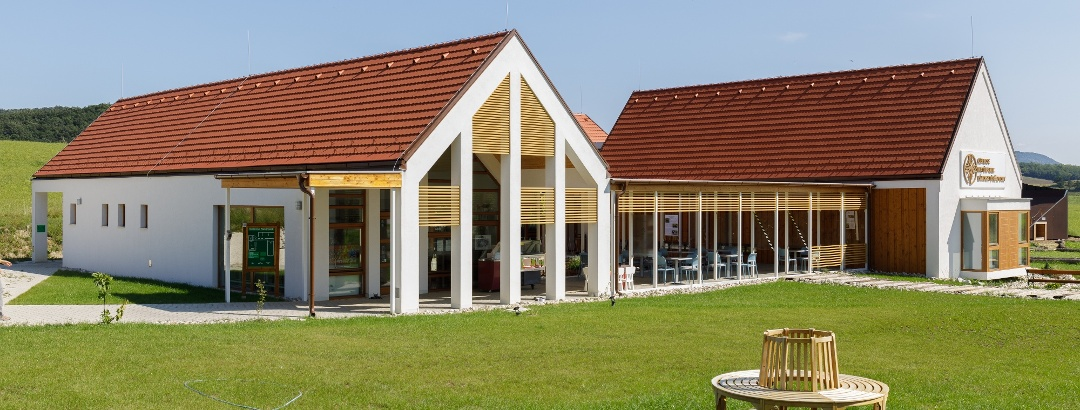 A Gerecse Natúrpark Látogatóközpont