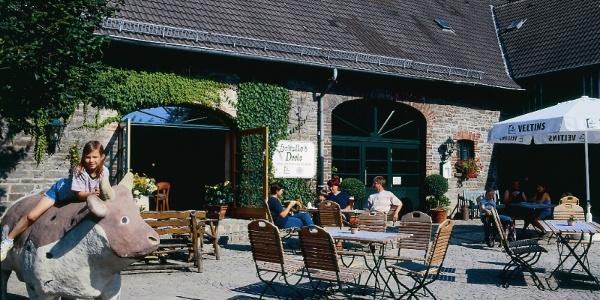 Bauernhofcafé auf dem Schultenhof