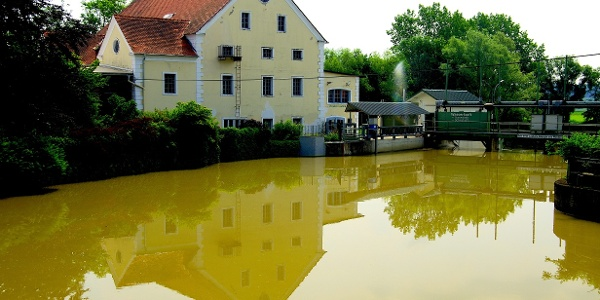 Wagner Mühle an der Raab in Weinberg