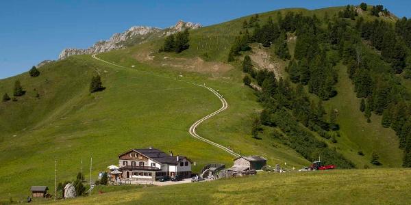 Lusia mountain hut