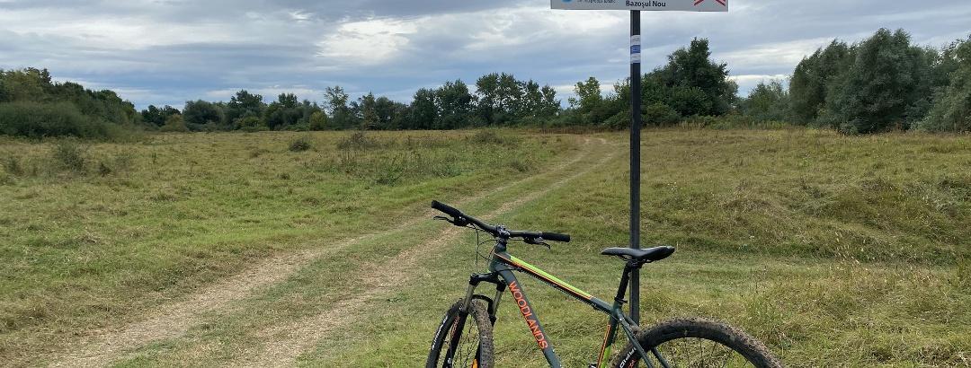 Drum comun cu traseul de cicloturism