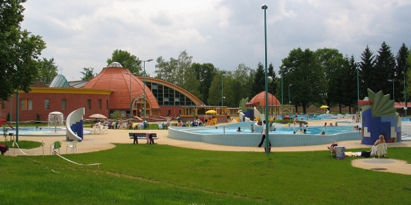 Barcs Thermal Bath and Recreational Centre