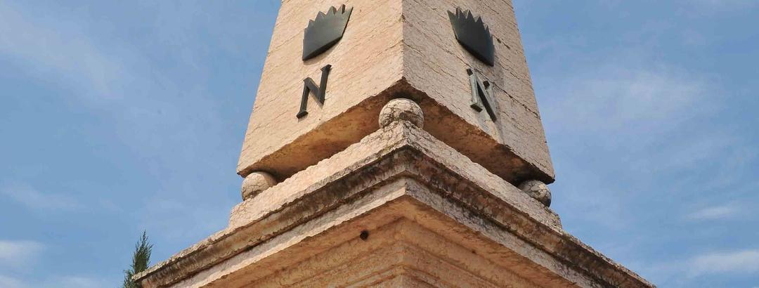 Arcole - Obelisco napoleonico