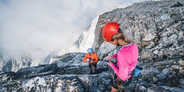 Alpines Wandern