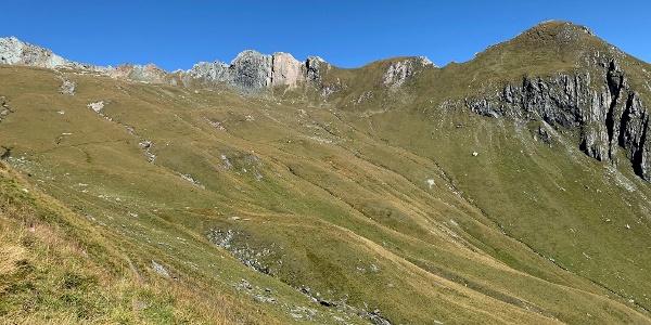 Hochkar und Mullwitzkogel (rechts)