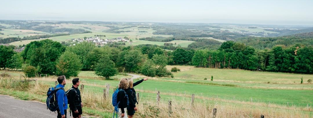 Panoramablick Michelsberg