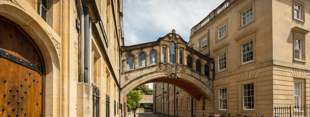 University of Oxford The Bridge of Sighs
