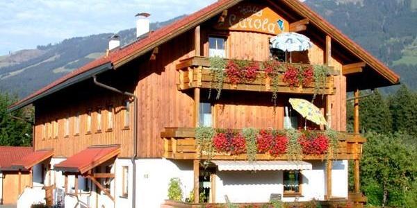 Hausbild Sommer - Haus Carola in Fischen