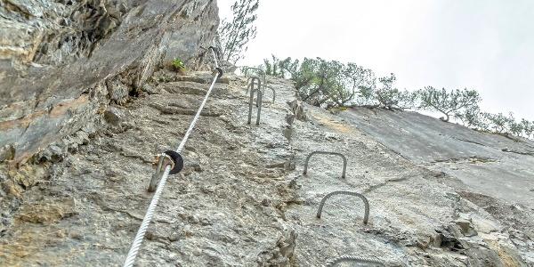 Klettersteig Kellenegg