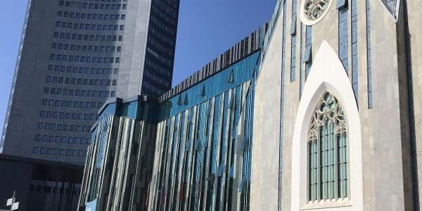 Schleifenroute - Leipzig Universitätskirche St. Pauli