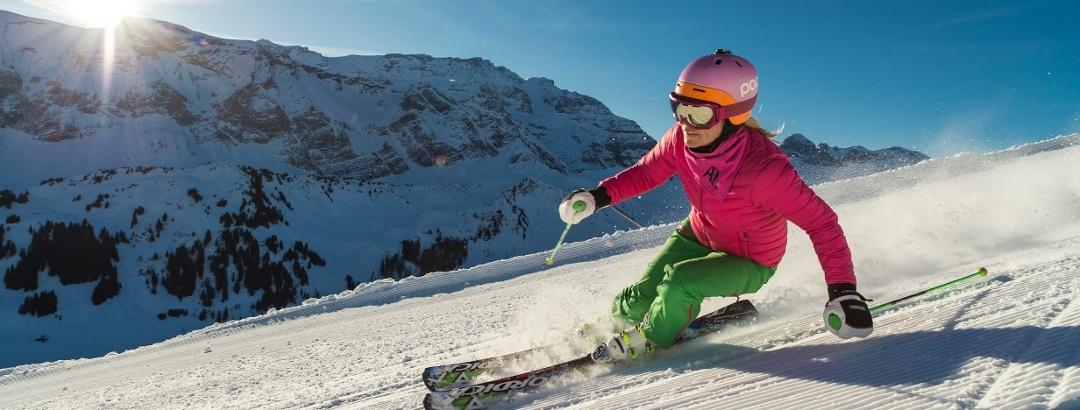 Skiregion Adelboden-Lenk... dänk!