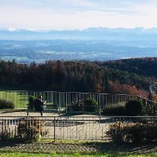 Ausblick vom Allerheiligenberg