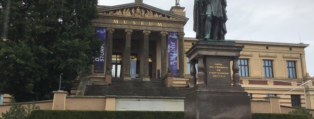 Schleifenroute - Schwerin Staatsmuseum