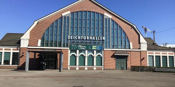 Schleifenroute - Hamburg Deichtorhalle