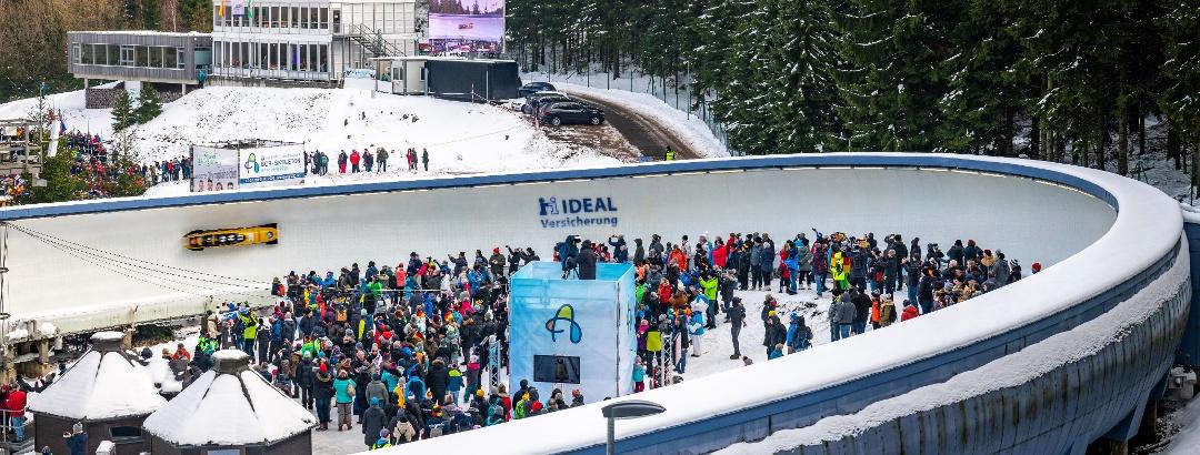 Eiskanal Altenberg - WM 2020