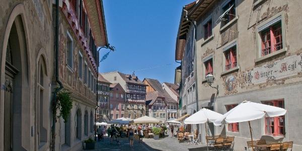 Zeitreise ins Mittelalter: Stein am Rhein