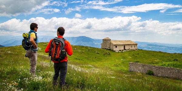 Trekking lungo la Via delle PREALPI